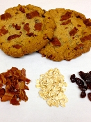 Maple Bacon Oatmeal Raisin