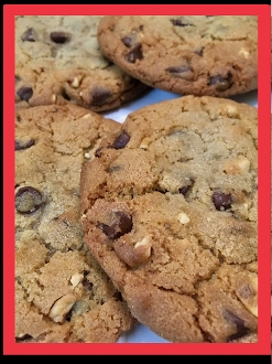 Chocolate Chip with Hazelnuts